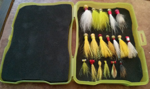 Easy to make, cheap, DIY Fly Box