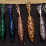Tinsel Baitfish Fly